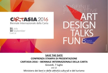 Cartasia 2016 - Save the date