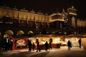 Mercatini di Natale: oltre gli itinerari tradizionali, è Cracovia la più amata del web