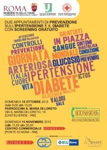 Romaest - Giornata diabete
