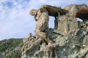 Statua del Gigante Monterosso